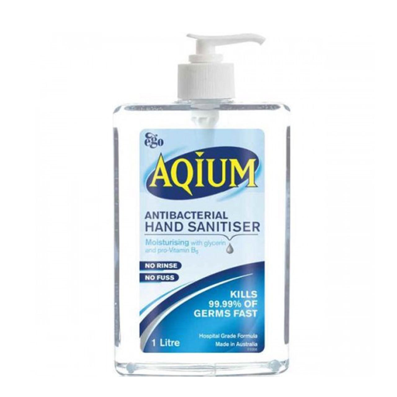 Aqium Hand Sanitiser