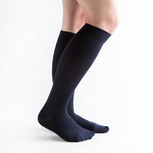 Male Socks Closed Toe - Venosan Silverline