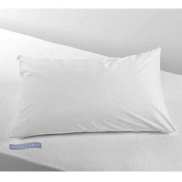 Pillow Protector Zip | Protect-a-Bed