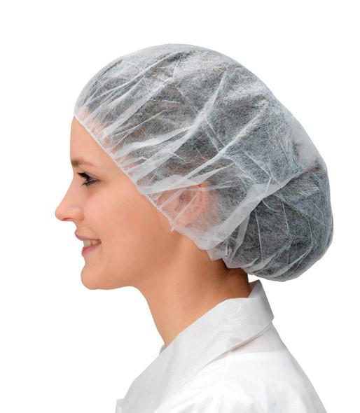Disposable Hair Net Bouffant Cap Head Cover