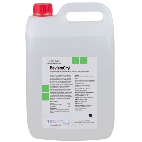 Hospital Grade Disinfectant BevistoCryl