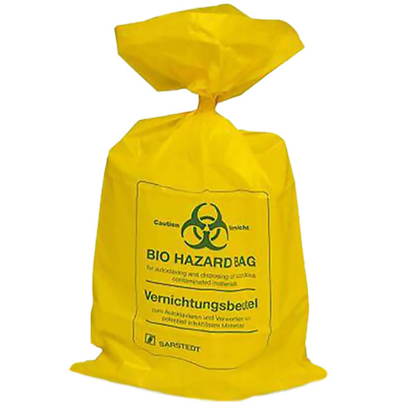 Bio-Hazard Waste Bag