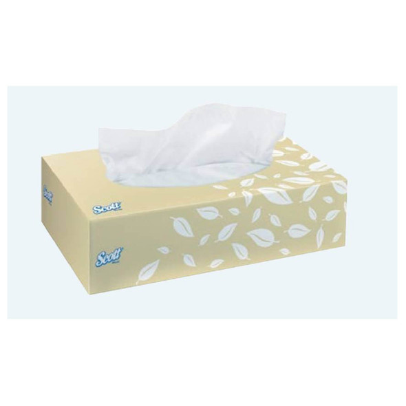 Facial Tissue Scott Bulk 4725