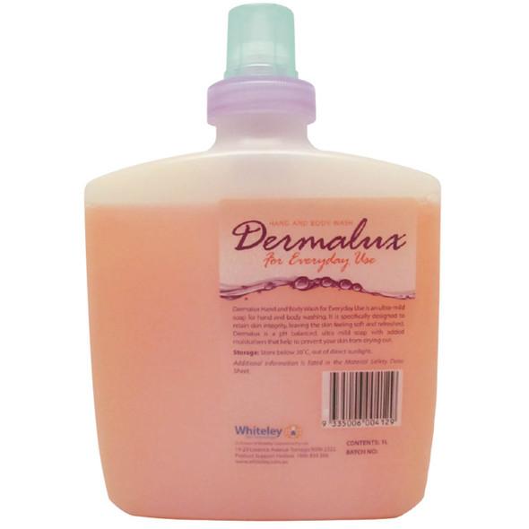Hand Soap 1 Litre Dermalux