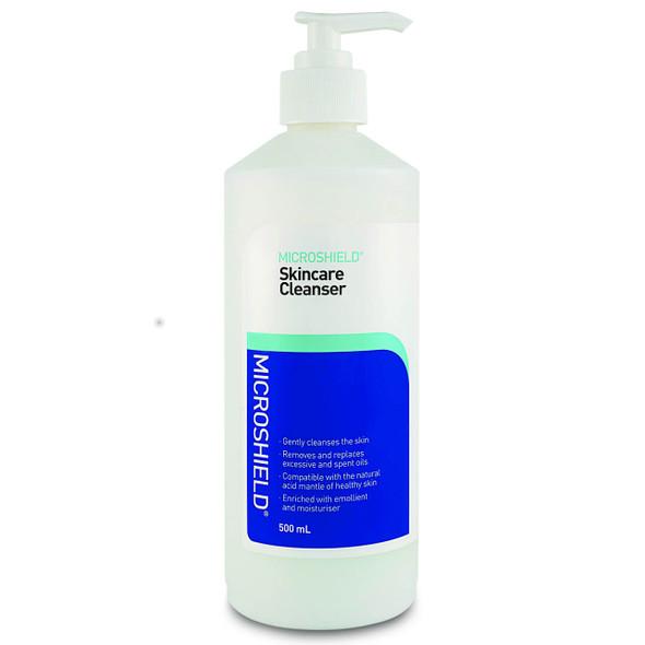 Microshield Skin Care Cleanser