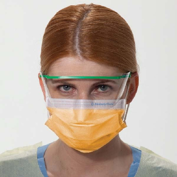 Face Mask Level 3 Fog-free With Ear Loops