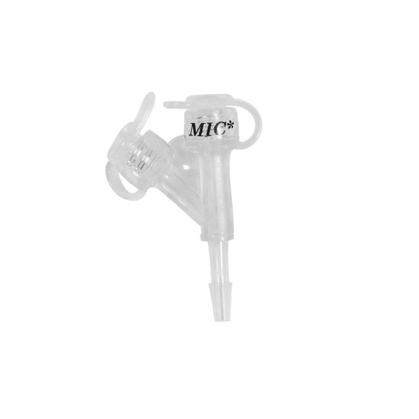 MIC PEG Replacement Feeding Adapter With ENFit Connector