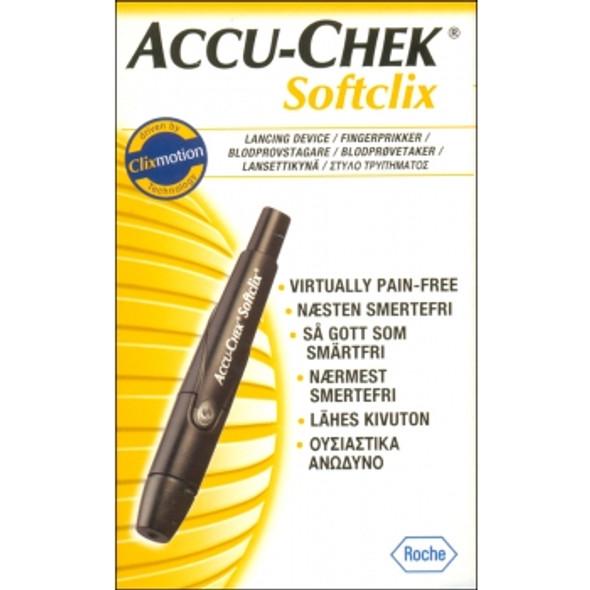 Lancet Device Accu-Chek Softclix