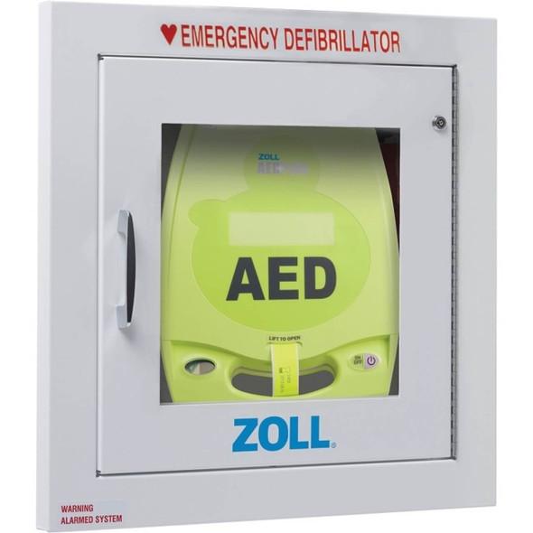 Defibrillator AED Cabinet | AED Plus | Zoll