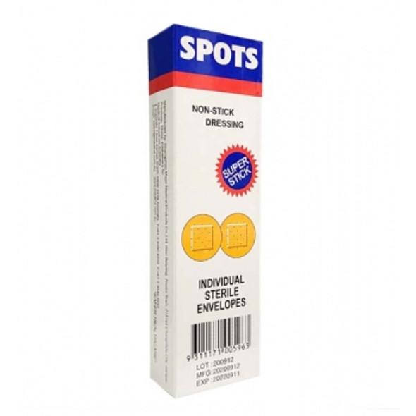 Bandaid Protect-a-plast Spots