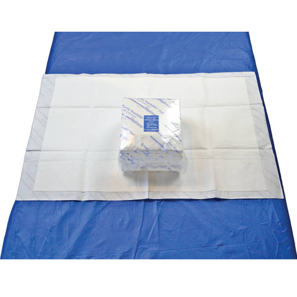 Touchdry Absorbent Pads/Protectors - 60cm L X 40cm W - 10 Pack