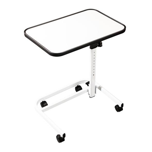 Tilt Overbed Hospital Table/ Folding
