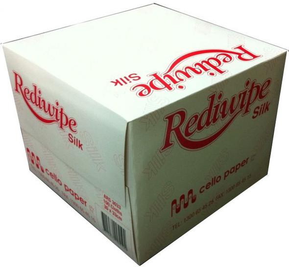 Rediwipe Silk Wipes - 100 Pack
