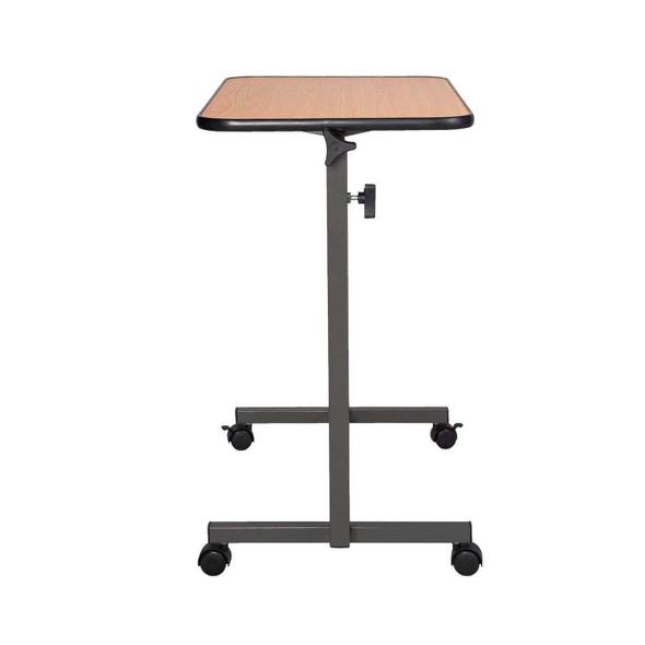 Tilt Overbed Hospital Table