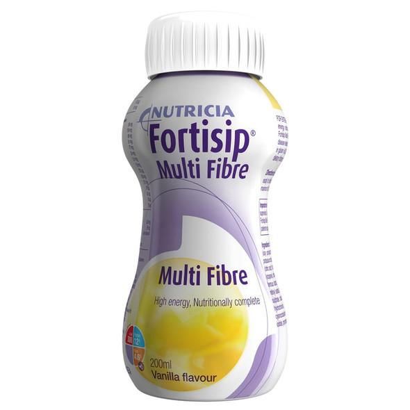 Fortisip Multifibre Vanilla 200ml