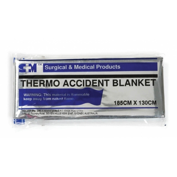 Thermal Blanket Accident