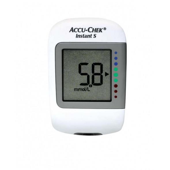 Accu-Chek Instant S Blood Glucose Monitor - Each
