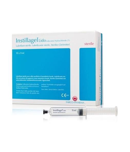 Instillagel Lido Catheter Lubricant 11ml Sterile - Each