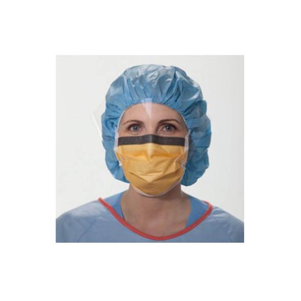 Kimberly Clark Fluidshield Fog-Free w/ Wraparound Splashguard Mask