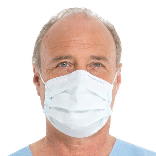 Kimberly Clark Procedure Mask With Ear Loops