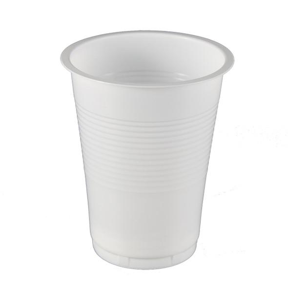 Plastic Disposable Cups 200ml - 1000 Units/ Case