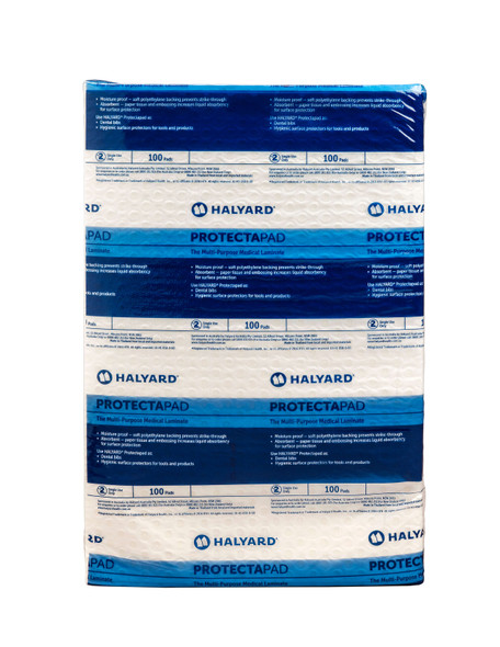 Halyard Protecta Pads 4Ply