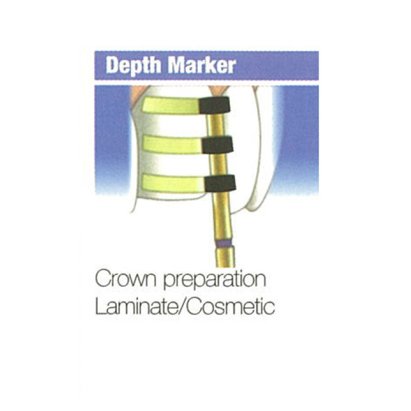 Diamond Burs Depth Marker