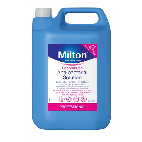Milton Antibacterial Solution 5 litres