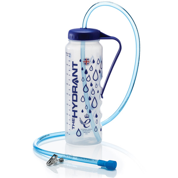 The Hydrant  Water Bottle 1 Litre Kit