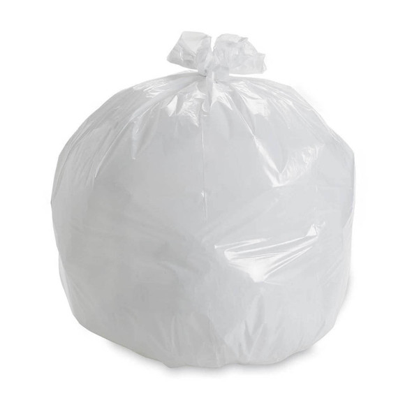 Bin Liners White 27 Litres