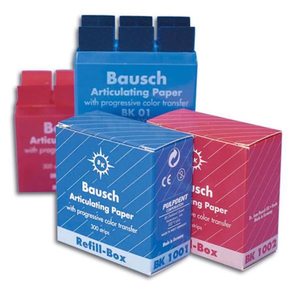 Articulating Paper Strips 200 Micron - Bausch