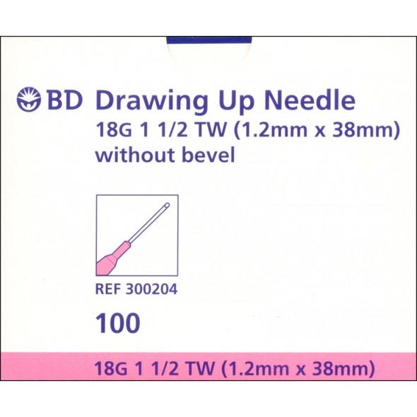 Needle Blunt