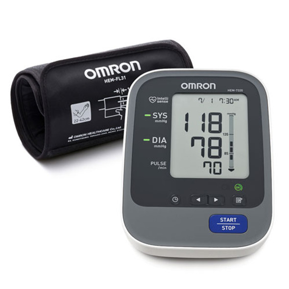 Blood Pressure Monitor Omron HEM 7320