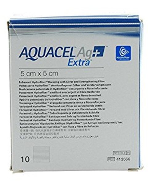 Aquacel Extra AG 5 X 5cm - BOX/10