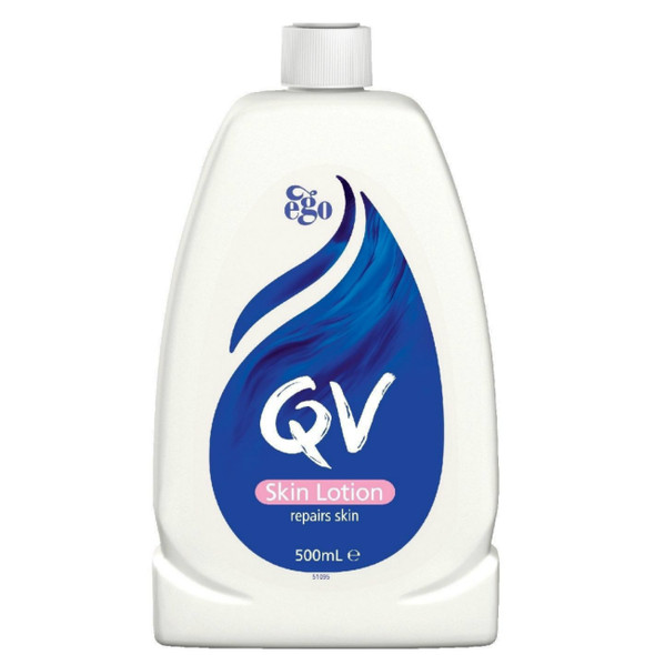 QV Cream Moisturising Lotion 500ml Pump