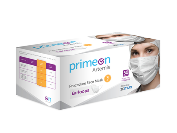 Surgical Mask With Ear Loops