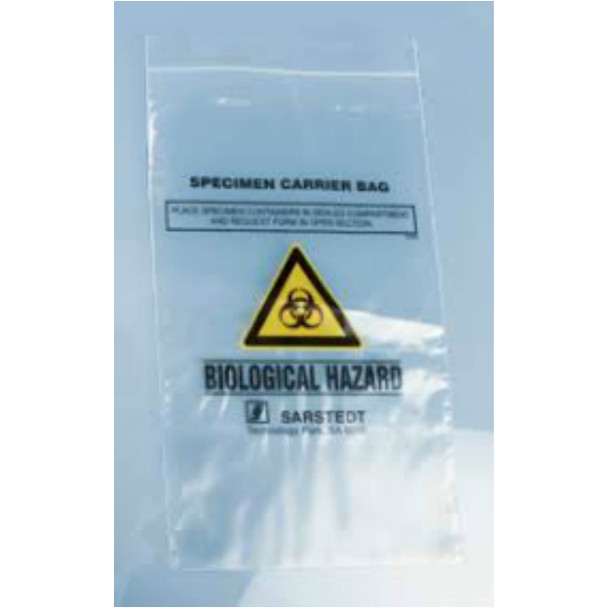 Clinical Waste Bags | Specimen Bag