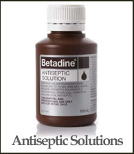 Antiseptic Solution Betadine