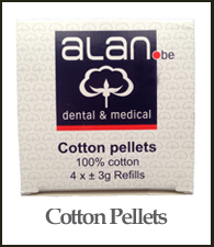 Dental Cotton Pellets