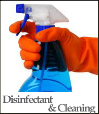 Disinfectant - Cleaning Products