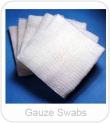 Gauze Swabs