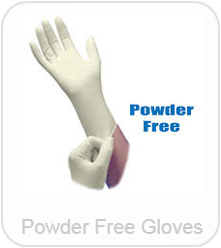 Powder Free Gloves