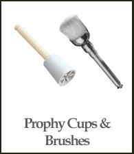 Prophy Cups - Prophy Brushes