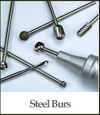 Dental Steel Burs