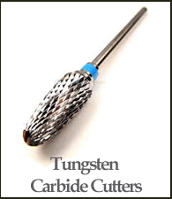 Tungsten Carbide Cutters