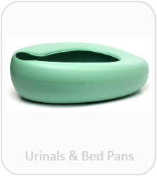 Urinals and Bed Pans