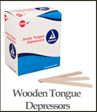 Wooden Tongue Depressors