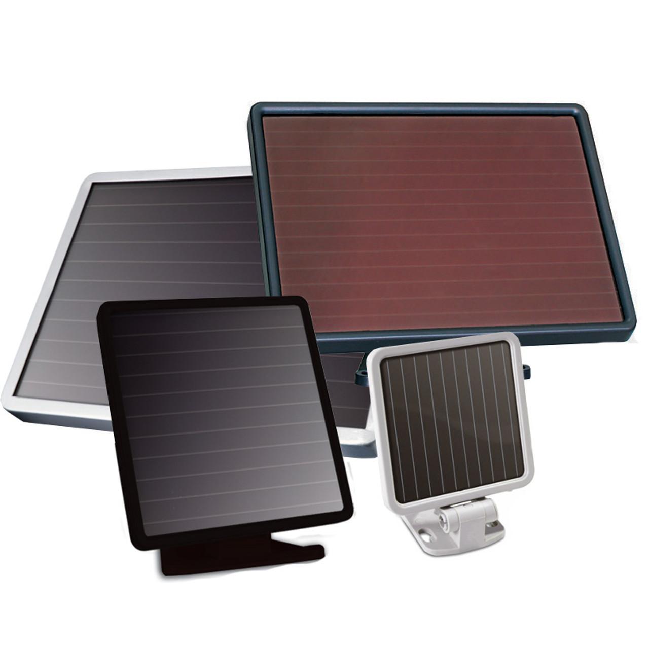 MAXSA Innovations 44449-L 100-LED Outdoor Solar Security Light NEW