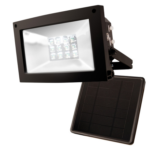 Solar-Powered Flood Light: Save $30 Through 12/05/2020