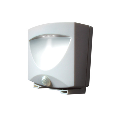 Battery-Powered Motion-Activated Outdoor Night-Light